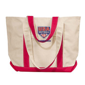 UltraClub by Liberty Bags Winward Canvas Tote