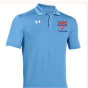 UA MENS TEAM ARMOUR POLO