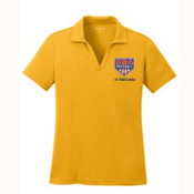Sport-Tek® Ladies PosiCharge® RacerMesh® Polo Brand Logo