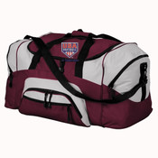 Port & Company Colorblock Sport Duffel